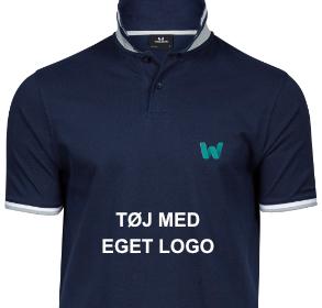 Tøj med eget logo