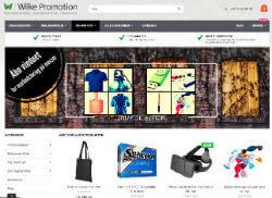 Ny Wilke Promotion webshop
